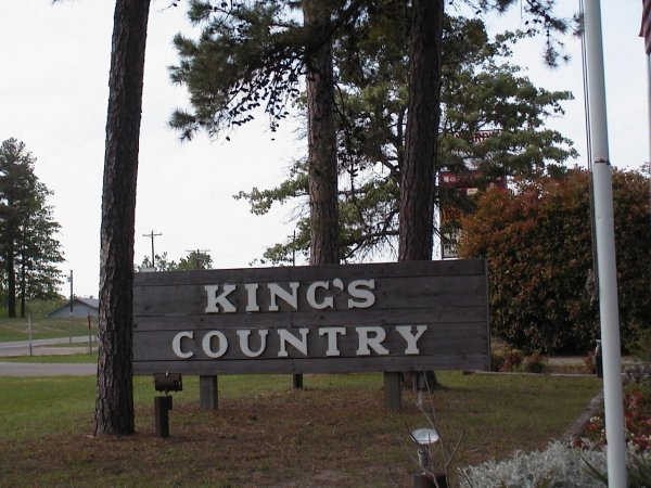 101: Lake Cypress Springs, TX King's Country Resort Lot