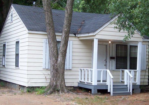 103: Memphis, TN Rental House 2 BR $475 Income