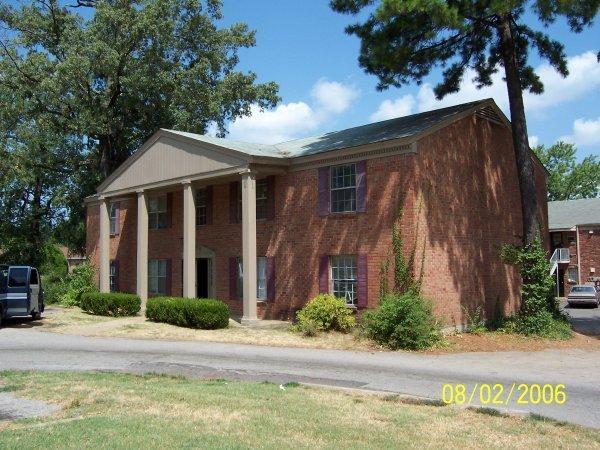 117: Memphis, TN Investment Condo 2 BR