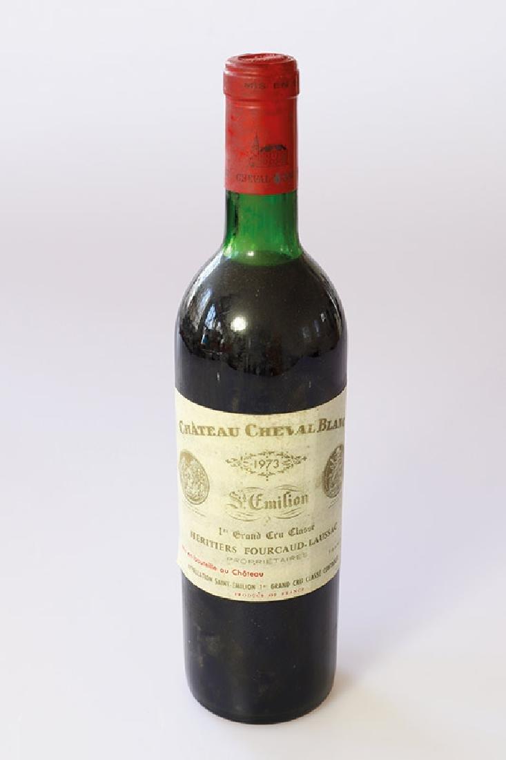 Chateau Cheval Blanc St. Emilion 1973