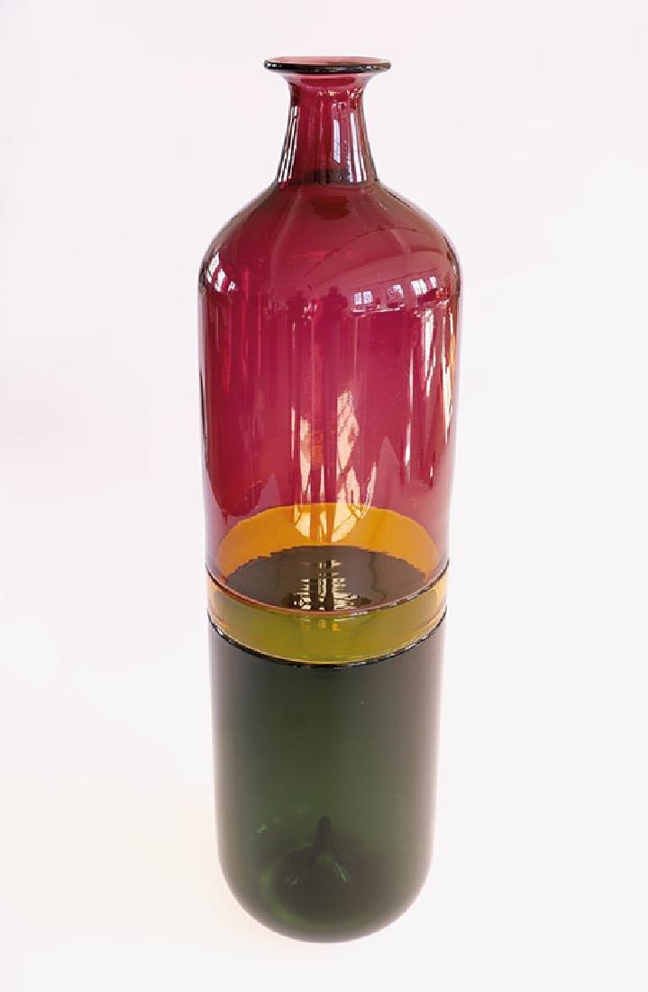 Tapio Wirkkala, Venini & C., Grosse Vase aus der Serie