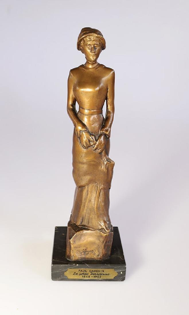 La petite Parisienne, Paul Gauguin (1848-1903)