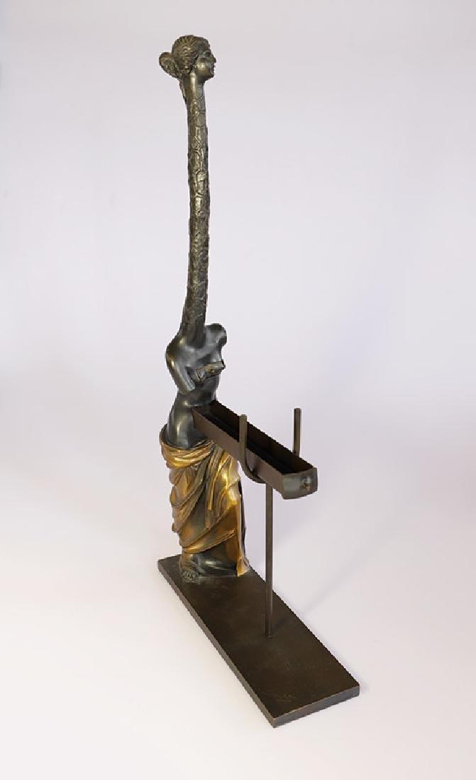 Venus a la giraffe, Salvador Dali (1904-1989)