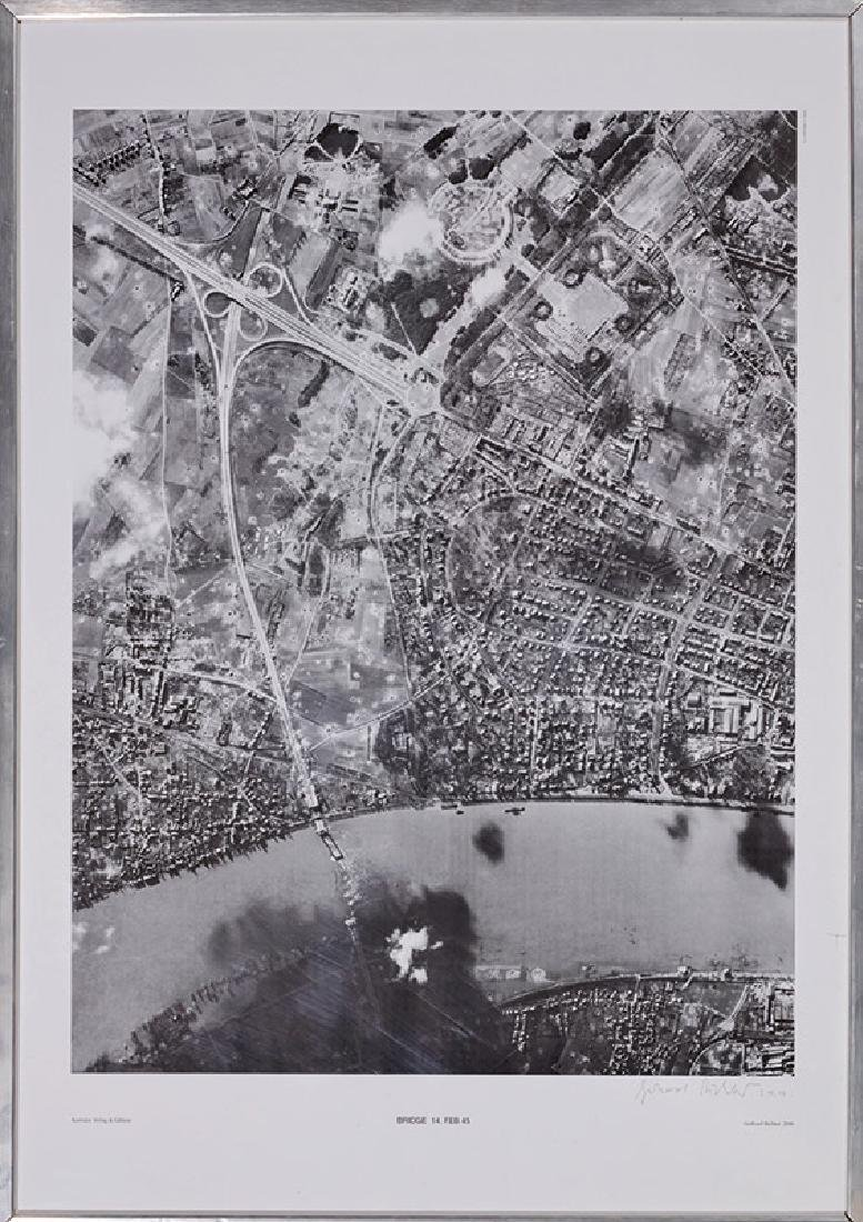 Bridge 14 Feb 1945, Gerhard Richter * (*1932)