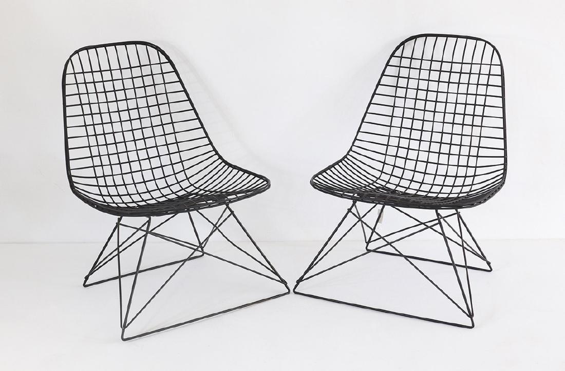 Charles & Ray Eames, Herman Miller, 2 Sessel LKR