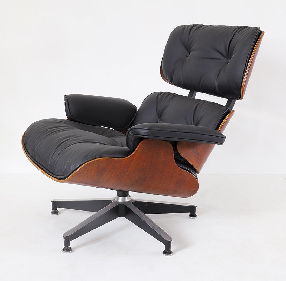 Charles Eames, Herman Miller, Sessel Lounge Chair Mod.