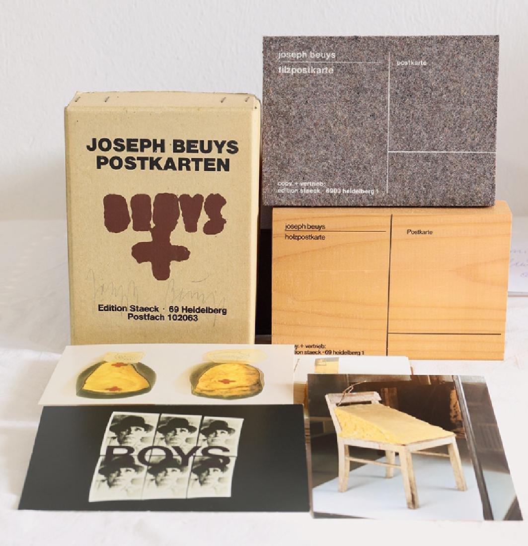 Joseph Beuys* (1921-1986)
