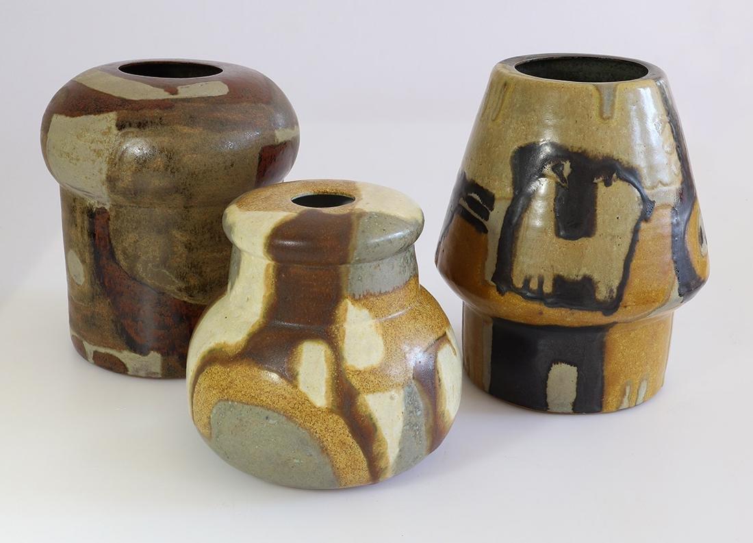 3 Vases Annegret Knippel-Täschner