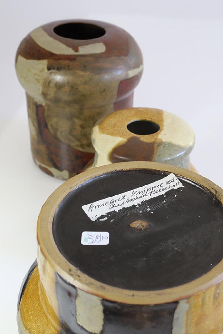 3 Vases Annegret Knippel-Täschner - 2