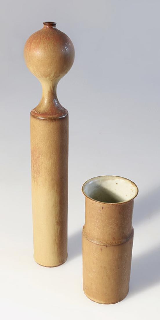 Ursula Scheid, 2 Vases