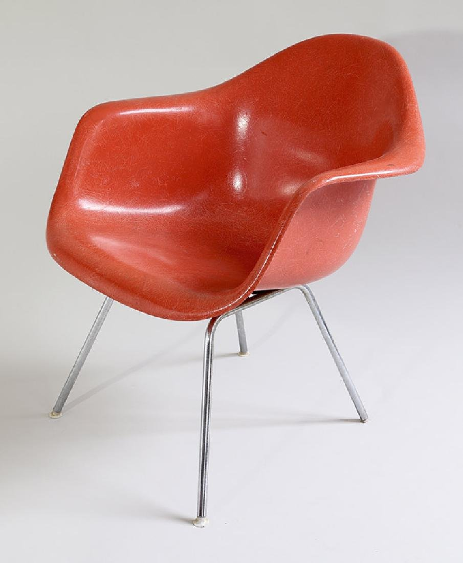 Armchair LAX Charles & Ray Eames