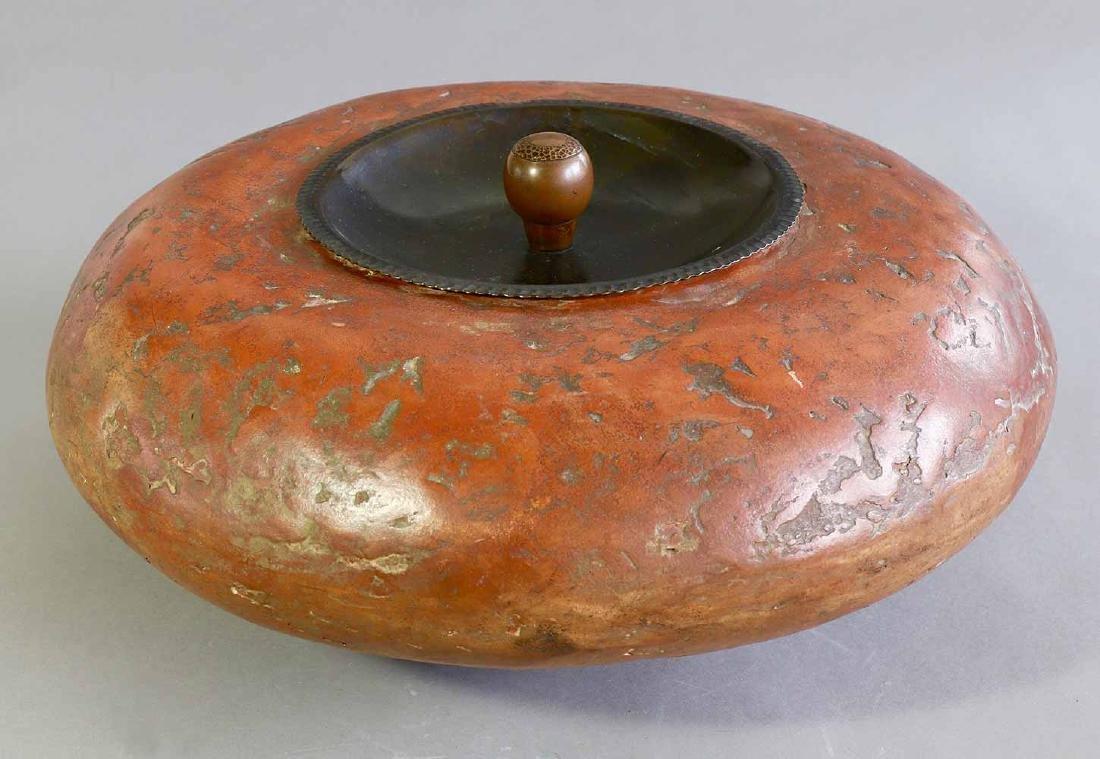 Otto Douglas-Hill, large Tobacco Box, Humidor