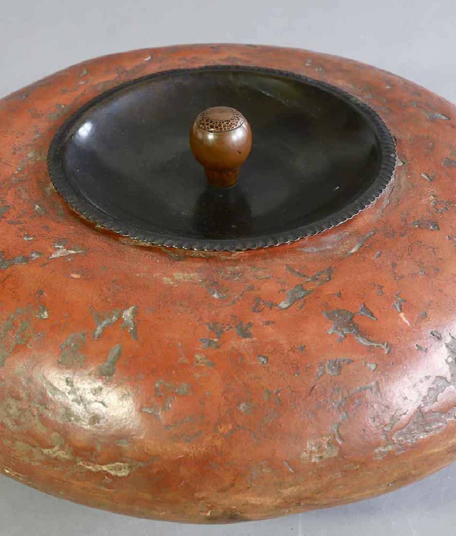 Otto Douglas-Hill, large Tobacco Box, Humidor - 2