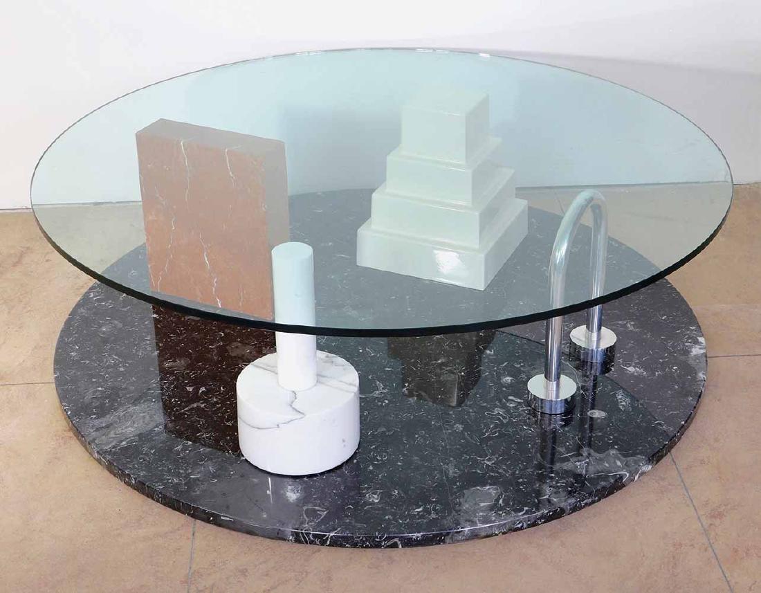 Ettore Sottsass, Memphis Milano, Coffee Table Mod. Park