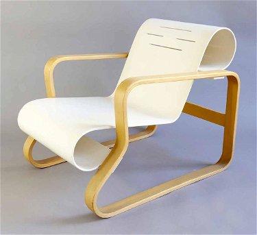 Awe Inspiring Alvar Aalto Artek Lounge Chair No 41 Paimio Pabps2019 Chair Design Images Pabps2019Com