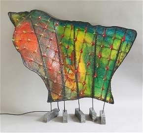 Gaetano Pesce,  Lamp Sculpture/ Floor Lamp Model
