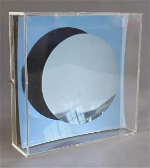 Adolf Luther*, blue mirror