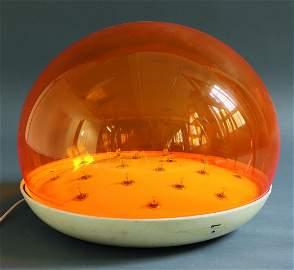 Gino Sarfatti Arteluce Table / Floor Lamp 604 Moon
