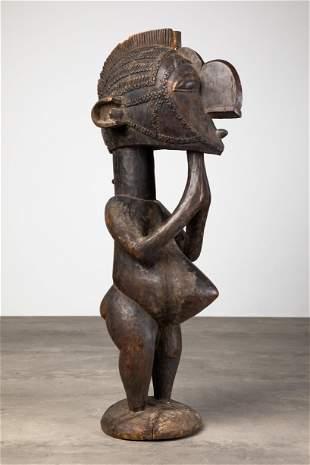 Large Baga sculpture, Guinea