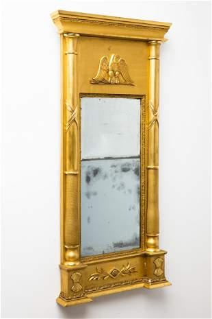Gilded Empire Wall mirror