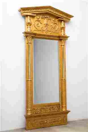 Large Empire Mirror