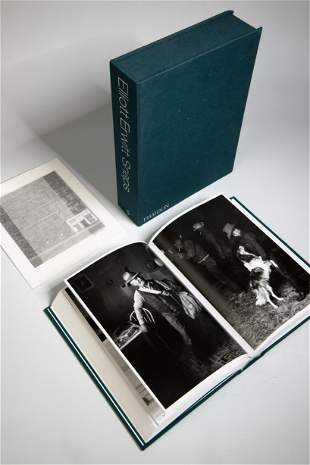 Elliot Erwitt, Snaps, Special edition book, with signed