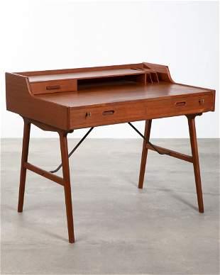 Arne Wahl Iversen Vinde Møbler Ladies Desk Model