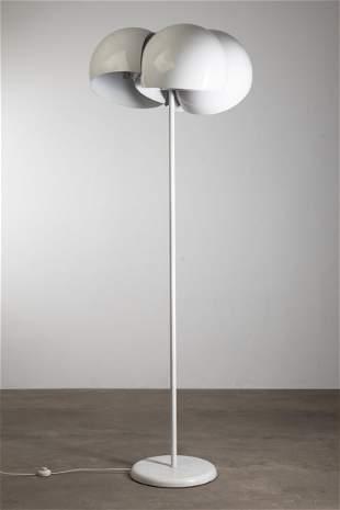 Vico Magistretti, Artemide, Floor Lamp Giunone