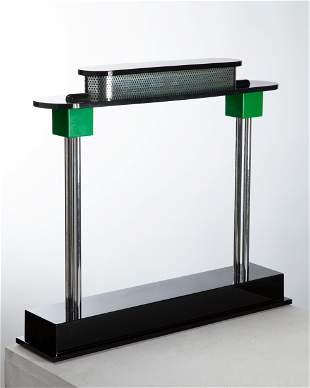 Ettore Sottsass, Artemide, Table Lamp Pausania