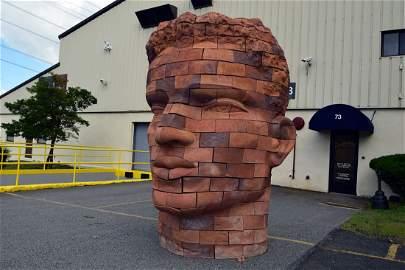 Brickhead 9 Installation, James Tyler 2011
