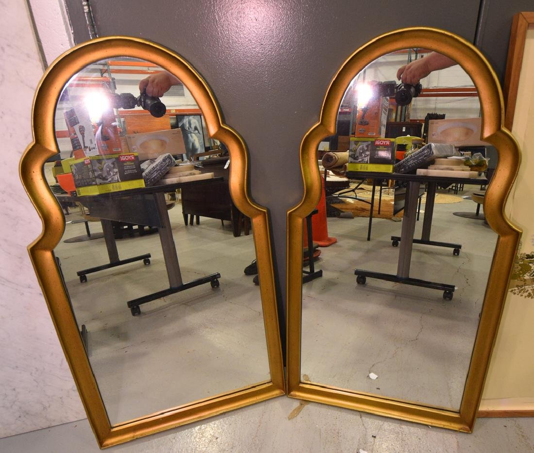 Painted Mirrors