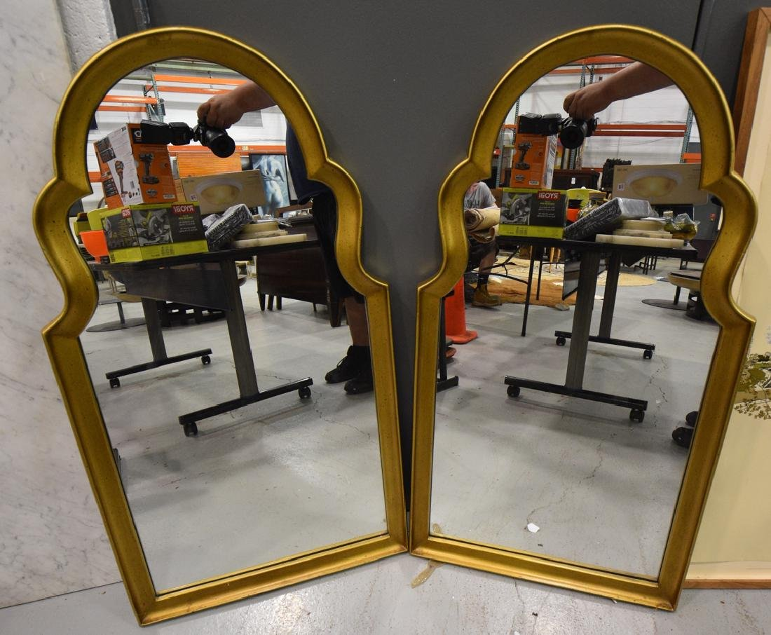Painted Mirrors - 2