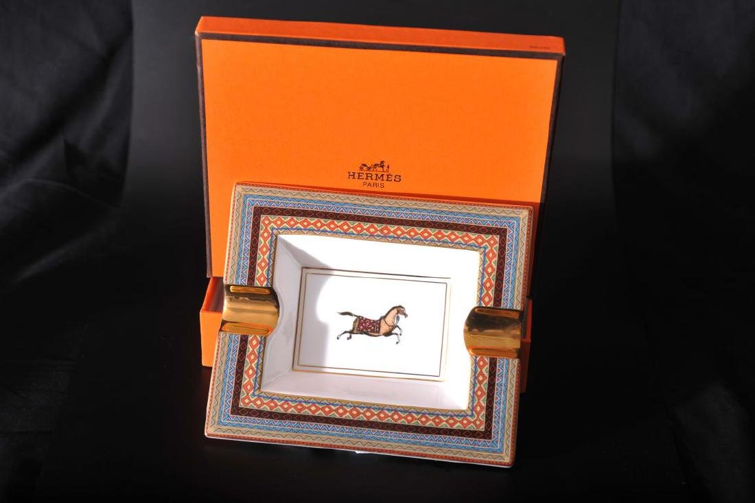Hermes paris rectangular tray