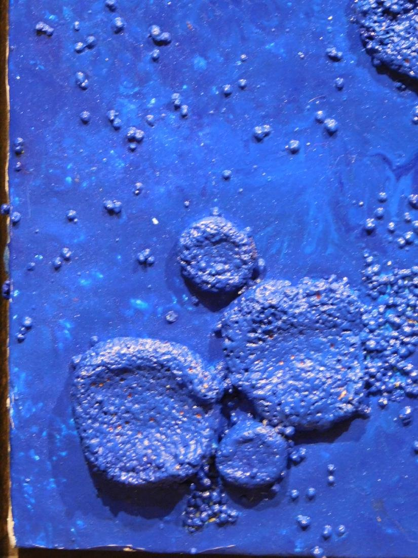 Manner of Yves Klein: Abstract Composition - 6