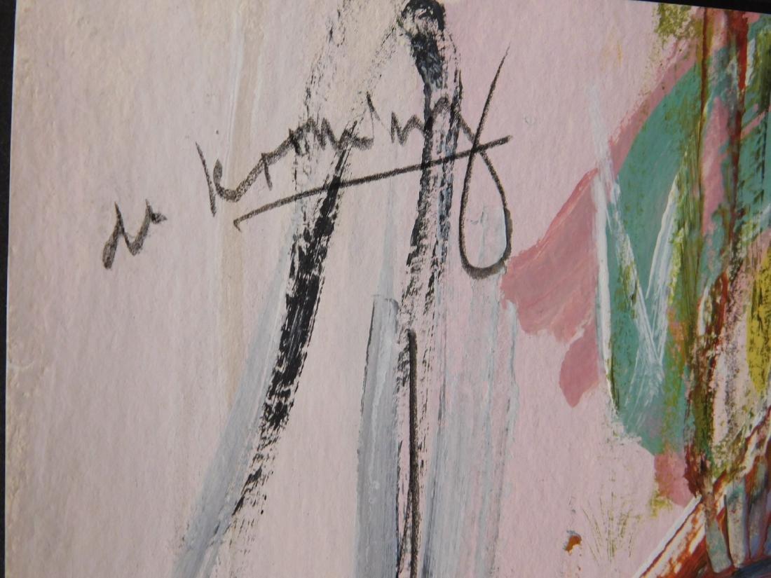Manner of Willem de Kooning: Nude Woman - 3