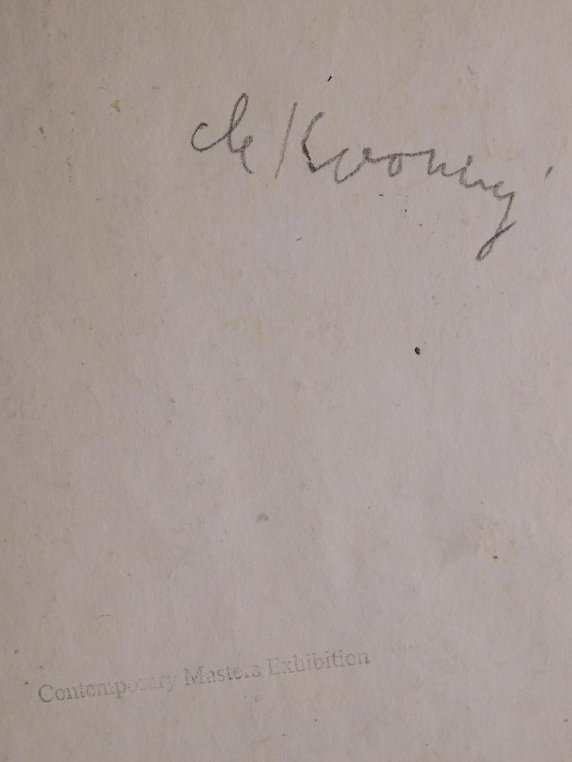Manner of Willem de Kooning: Nude Woman - 9