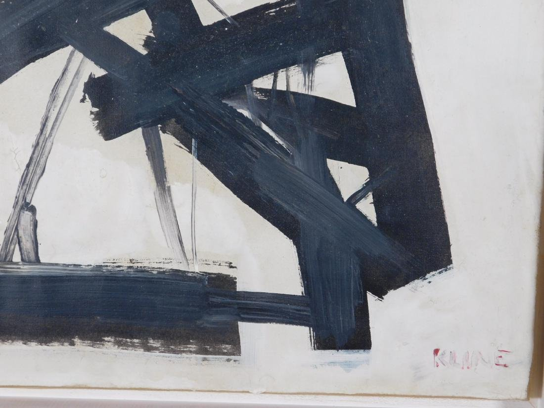 Manner of Franz Kline (1910-1962): Abstract Composition - 4