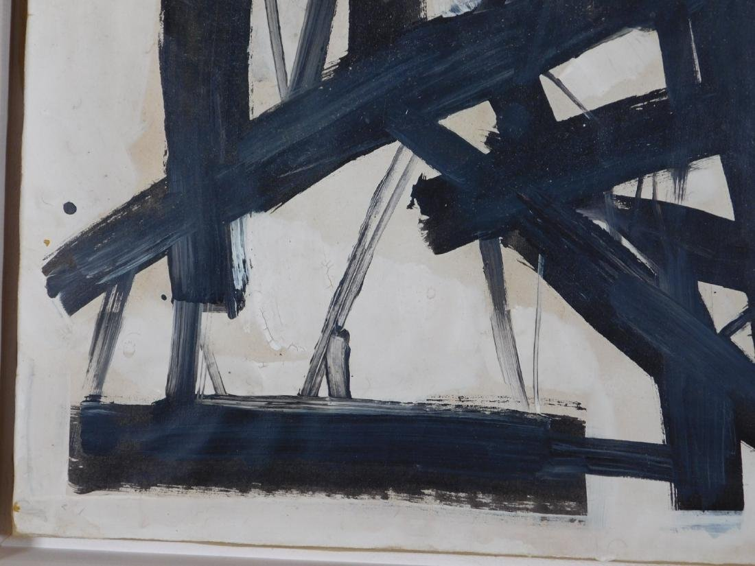 Manner of Franz Kline (1910-1962): Abstract Composition - 5