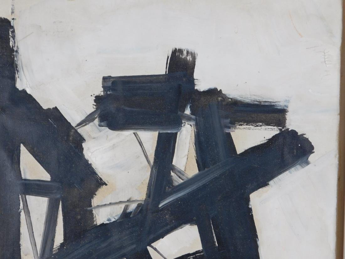 Manner of Franz Kline (1910-1962): Abstract Composition - 7