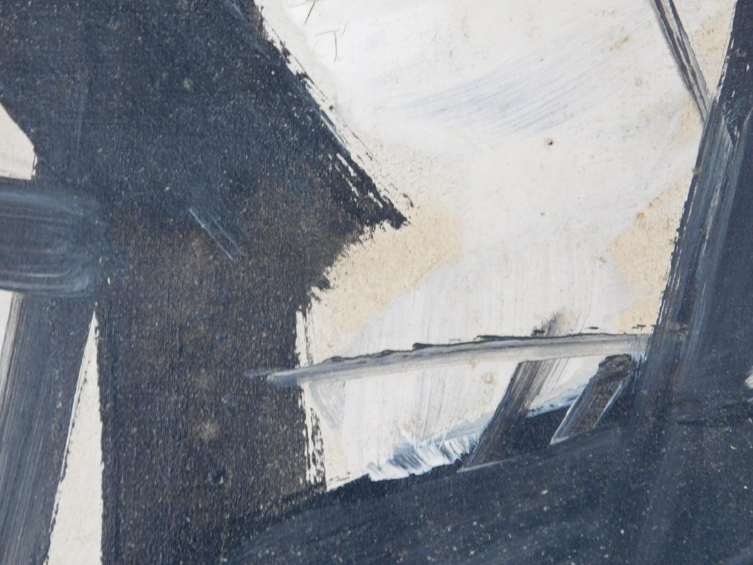Manner of Franz Kline (1910-1962): Abstract Composition - 8