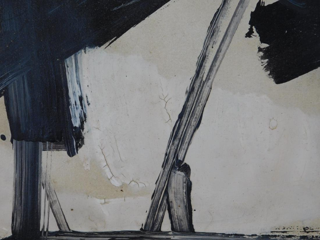 Manner of Franz Kline (1910-1962): Abstract Composition - 9