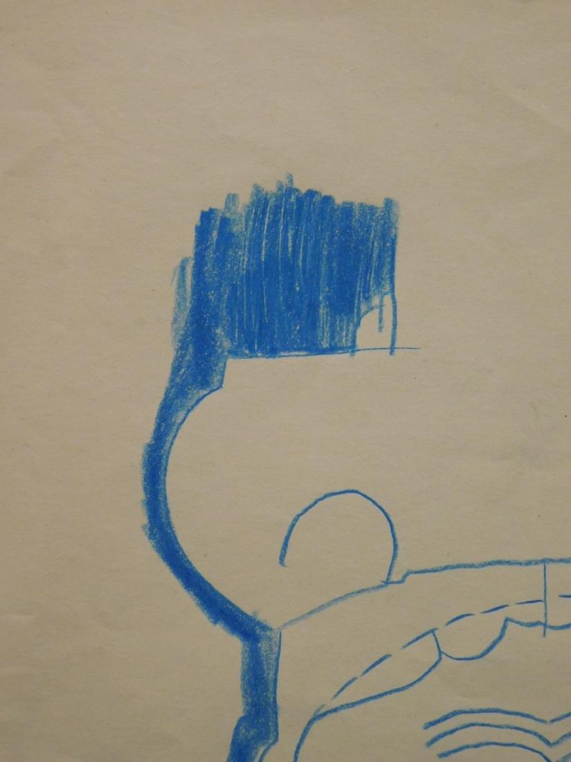 After Amedeo Modigliani: Tete de Cariatide - 3