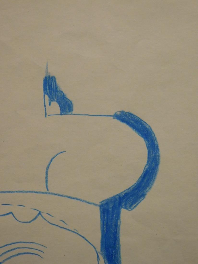 After Amedeo Modigliani: Tete de Cariatide - 4