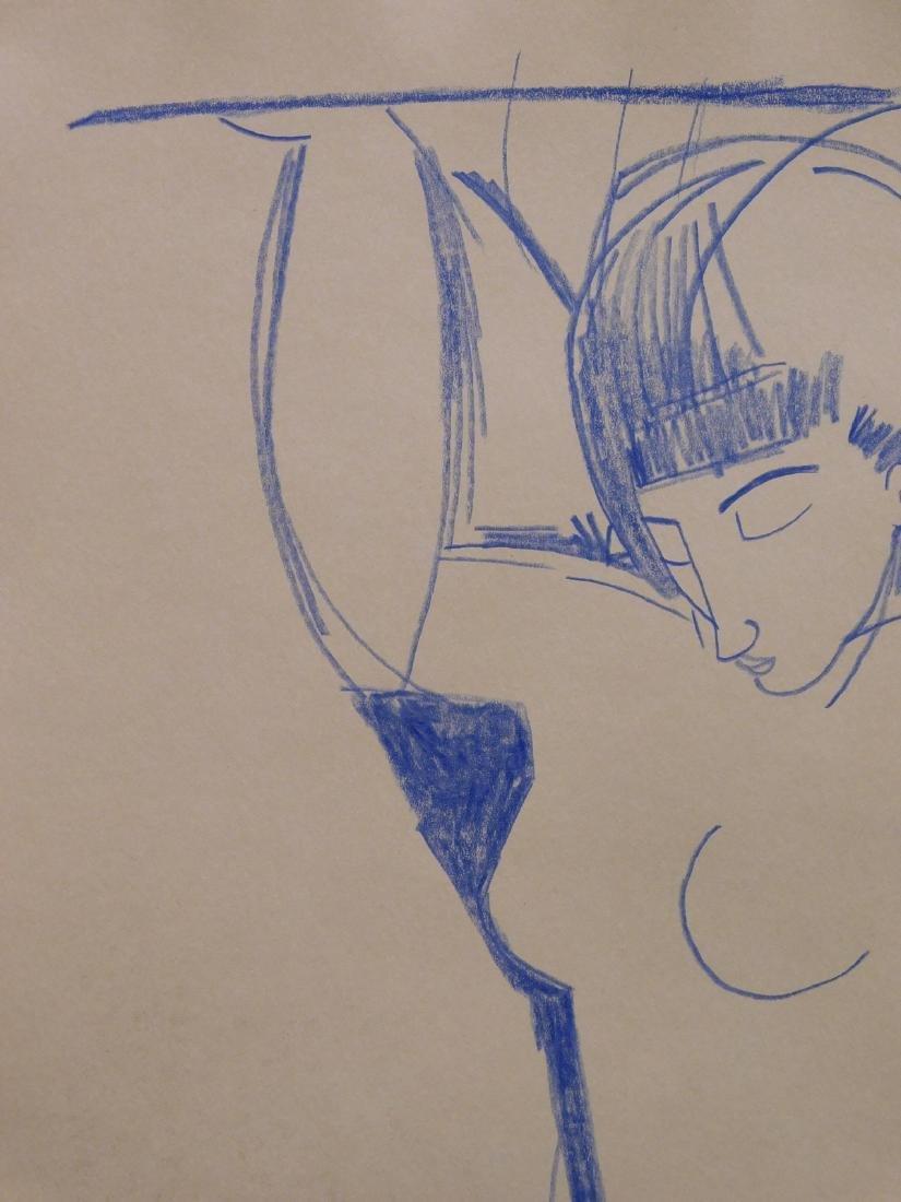 Manner of Amedeo Modigliani: Cariatide - 2
