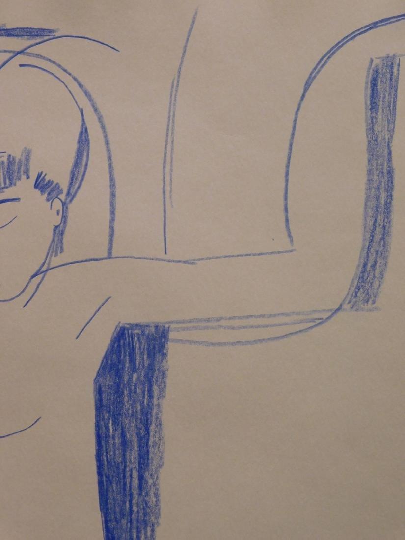 Manner of Amedeo Modigliani: Cariatide - 3