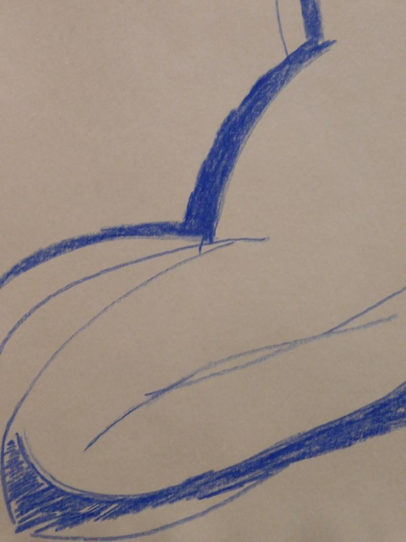Manner of Amedeo Modigliani: Cariatide - 5