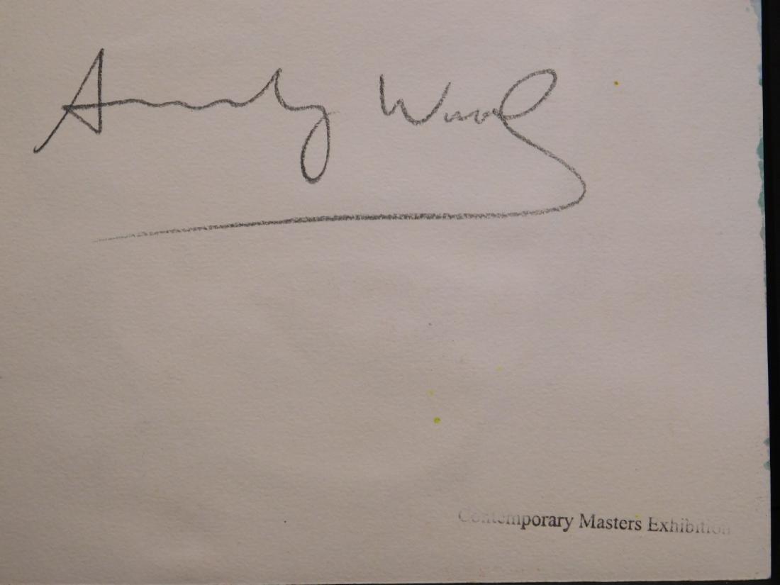 Andy Warhol: Marilyn Monroe - 10