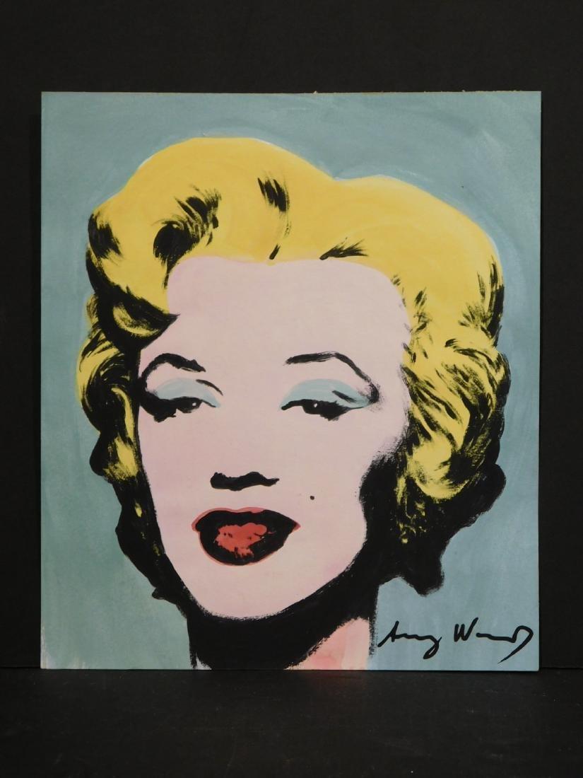 Andy Warhol: Marilyn Monroe - 2