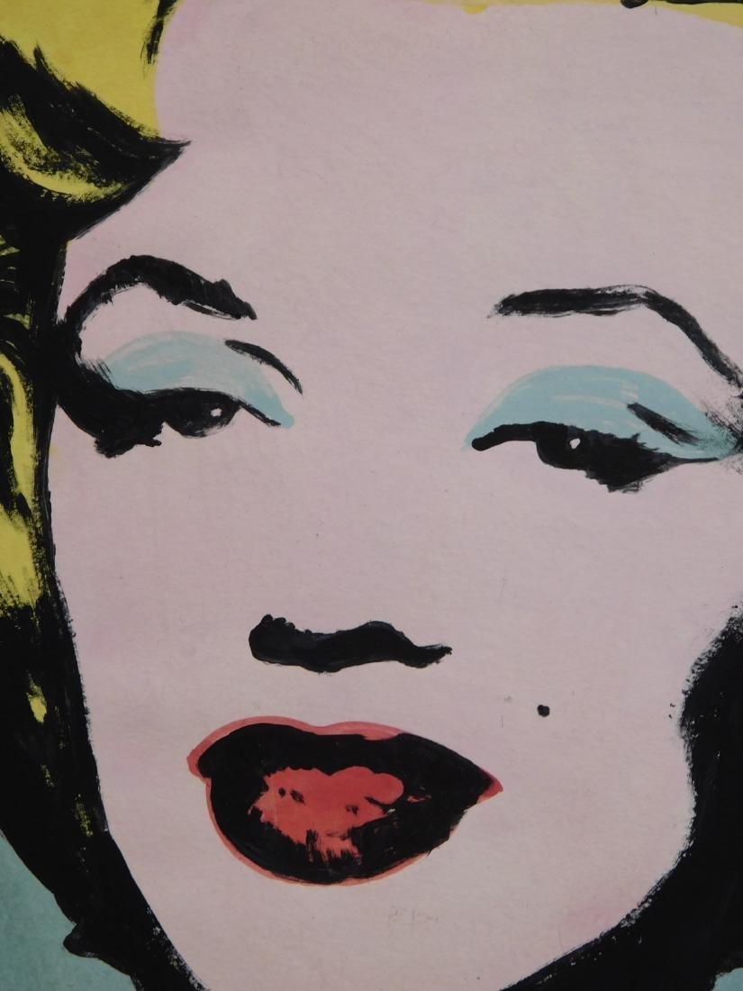 Andy Warhol: Marilyn Monroe - 3