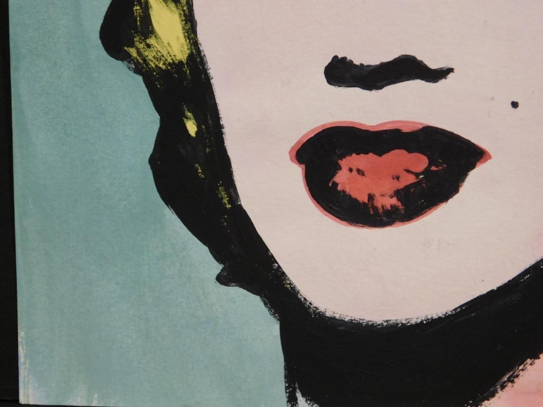 Andy Warhol: Marilyn Monroe - 5